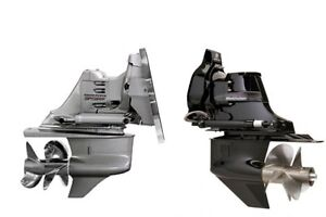 Stern drive for Volvo Penta dual prop