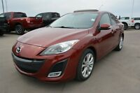 2010 Mazda Mazda3 GT STD LEATHER ROOF Reduced To Sell Was $14995