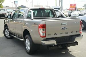 2014 Ford Ranger PX XLT Double Cab Gold 6 Speed Manual Utility Acacia Ridge Brisbane South West Preview