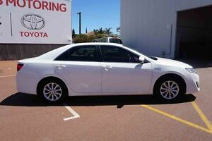 2013 Toyota Camry AVV50R Hybrid H White 1 Speed Constant Variable Sedan Westminster Stirling Area Preview