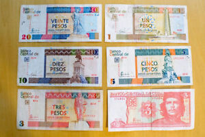 ~~~ Going to cuba need covertable pesos ~~~