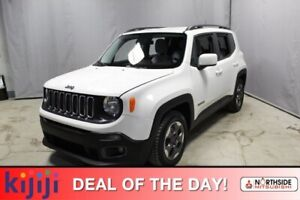 2015 Jeep Renegade LATITUDE Bluetooth,  A/C,