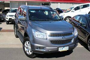 2015 Holden Colorado 7 RG MY15 LTZ Grey 6 Speed Sports Automatic Wagon Cheltenham Kingston Area Preview