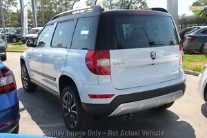 2017 Skoda Yeti 5L MY17 110TSI DSG Outdoor Jungle Green 6 Speed Sports Automatic Dual Clutch Wagon Townsville Townsville City Preview