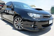 2010 Subaru Impreza G3 MY10 WRX AWD Black 5 Speed Manual Sedan Dandenong Greater Dandenong Preview