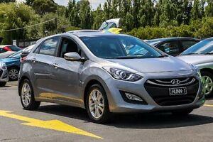 2014 Hyundai i30 GD MY14 Elite Grey 6 Speed Manual Hatchback Ringwood East Maroondah Area Preview