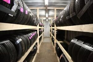 300+ Used/Phaseout A/S Tires/Winters - Many Sizes - TRURO