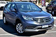 2013 Honda CR-V RM VTi Blue 5 Speed Automatic Wagon Maddington Gosnells Area Preview