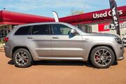 2014 Jeep Grand Cherokee WK MY2014 SRT Silver 8 Speed Sports Automatic Wagon Fremantle Fremantle Area Preview