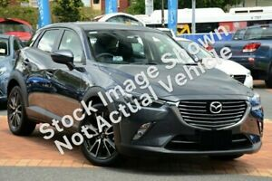 2015 Mazda CX-3 DK2W7A sTouring SKYACTIV-Drive Grey 6 Speed Sports Automatic Wagon Midvale Mundaring Area Preview