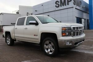 2015 Chevrolet Silverado 1500 LTZ- H/C Leather, SRoof, RStart &