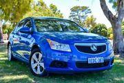 2013 Holden Cruze JH MY13 CD Equipe Blue 6 Speed Automatic Sedan Rockingham Rockingham Area Preview