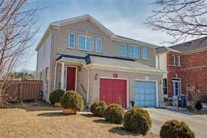 Well Maintained 3BR Semi Detached House Blackforest/Bramalea