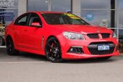 2013 Holden Special Vehicles Clubsport GEN-F MY14 Red 6 Speed Sports Automatic Sedan Mindarie Wanneroo Area Preview