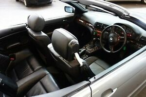2006 BMW 325CI E46 MY05 Steptronic Grey 5 Speed Sports Automatic Convertible Port Melbourne Port Phillip Preview