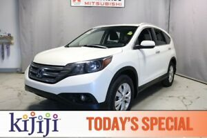 2013 Honda CR-V AWD TOURING Leather,  Heated Seats,  Sunroof,  B
