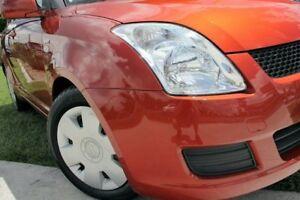 2008 Suzuki Swift RS415 GLX Orange 5 Speed Manual Hatchback