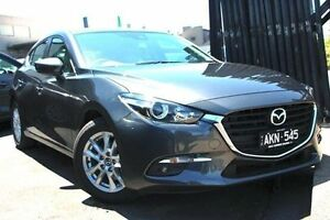 2016 Mazda 3 BN5478 Touring SKYACTIV-Drive Grey 6 Speed Sports Automatic Hatchback Coburg Moreland Area Preview