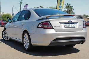 2010 Ford Falcon FG XR6 Silver 6 Speed Sports Automatic Sedan Maddington Gosnells Area Preview