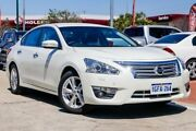 2016 Nissan Altima L33 ST-L X-tronic White 1 Speed Constant Variable Sedan Victoria Park Victoria Park Area Preview