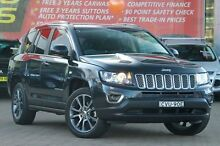 2013 Jeep Compass MK MY14 Limited (4x4) Maximum Steel 6 Speed Automatic Wagon Rosebery Inner Sydney Preview