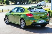 2016 Holden Cruze JH Series II MY16 SRI Z-Series Green 6 Speed Sports Automatic Sedan Rockingham Rockingham Area Preview