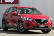 2014 Mazda CX-5 KE1071 MY14 Maxx SKYACTIV-Drive Red 6 Speed Sports Automatic Wagon Tuggerah Wyong Area Preview