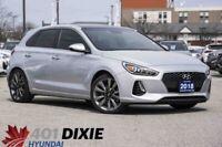 2018 Hyundai Elantra GT Sport Mississauga / Peel Region Toronto (GTA) Preview