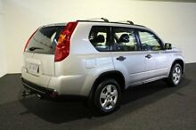 2008 Nissan X-Trail T31 ST (4x4) Silver 6 Speed CVT Auto Sequential Wagon Derwent Park Glenorchy Area Preview