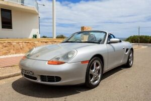 2000 Porsche Boxster 986 MY00 S Silver 5 Speed Sports Automatic Convertible