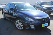 2008 Mazda 6 GH1051 Luxury Blue 5 Speed Sports Automatic Hatchback Moorooka Brisbane South West Preview