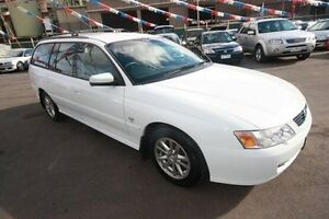 2003 Holden Commodore ACCLAIM VY II White 4 Speed Kingsville Maribyrnong Area Preview