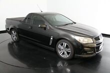 2014 Holden Ute VF MY14 SV6 Ute Black 6 Speed Sports Automatic Utility Victoria Park Victoria Park Area Preview