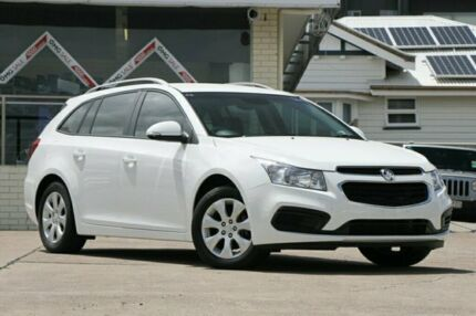 2015 Holden Cruze JH Series II MY15 CD Sportwagon White 6 Speed Sports Automatic Wagon Moorooka Brisbane South West Preview