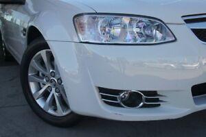 2012 Holden Berlina VE II MY12.5 White 6 Speed Automatic Sedan