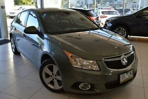 2014 Holden Cruze JH Series II MY14 Equipe Grey 6 Speed Sports Automatic Hatchback Mill Park Whittlesea Area Preview