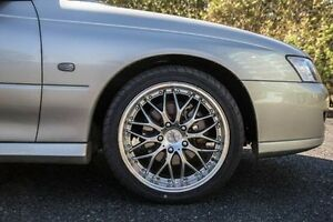 2006 Holden Commodore VZ MY06 EXECUTIVE WAGON 5DR AU Silver Automatic Port Macquarie Port Macquarie City Preview