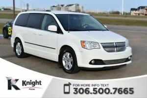 2011 Dodge Grand Caravan Crew Plus! Command Start! DVD Package!