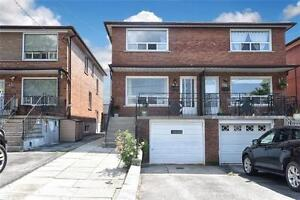 3 + 1 BR SEMI DETACHED HOUSE FOR SALE IN SCARBOROUGH