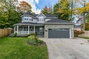 Beautiful 4 +1 Bedroom Detached House for Rent in Orillia
