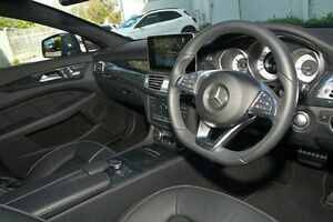 2016 Mercedes-Benz CLS250 Grey Sports Automatic Sedan Burwood Whitehorse Area Preview