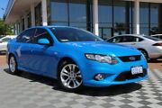 2010 Ford Falcon FG XR6 Blue 6 Speed Sports Automatic Sedan Alfred Cove Melville Area Preview