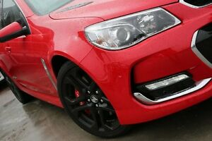 2016 Holden Commodore VF II MY16 SS V Redline Red Hot 6 Speed Sports Automatic Sedan Waitara Hornsby Area Preview