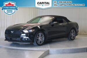 2015 Ford Mustang EcoBoost Premium Convertible **New Arrival**