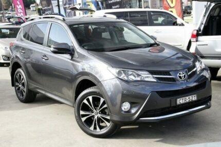 2014 Toyota RAV4  Grey Auto Seq Sportshift Wagon Thornleigh Hornsby Area Preview