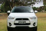 2015 Mitsubishi ASX White Constant Variable Wagon Morphett Vale Morphett Vale Area Preview