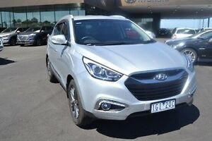 2015 Hyundai ix35 Series II SE Silver Sports Automatic Strathmore Heights Moonee Valley Preview