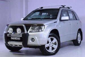 2010 Suzuki Grand Vitara JB MY09 Prestige Silver 4 Speed Automatic Wagon Wadalba Wyong Area Preview