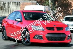 2014 Holden Special Vehicles ClubSport Gen-F MY14 R8 Red 6 Speed Sports Automatic Sedan