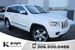 2011 Jeep Grand Cherokee Limited - Heated/Cooled Leather Seats -